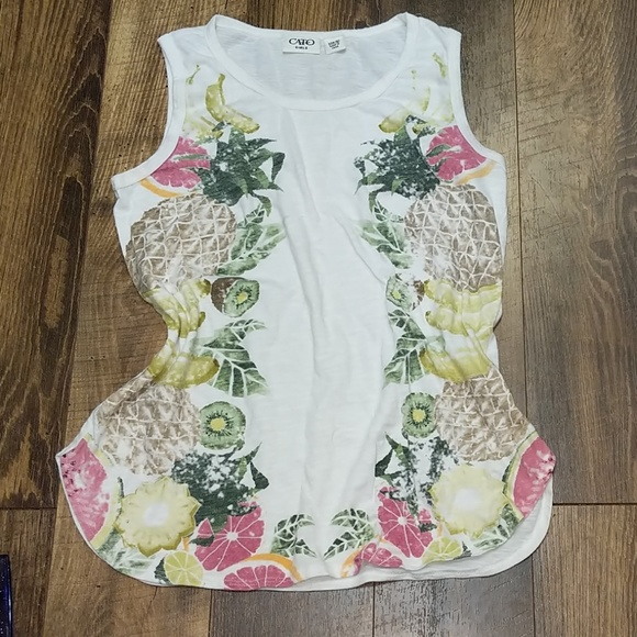 Cato Other - Sleeveless Top